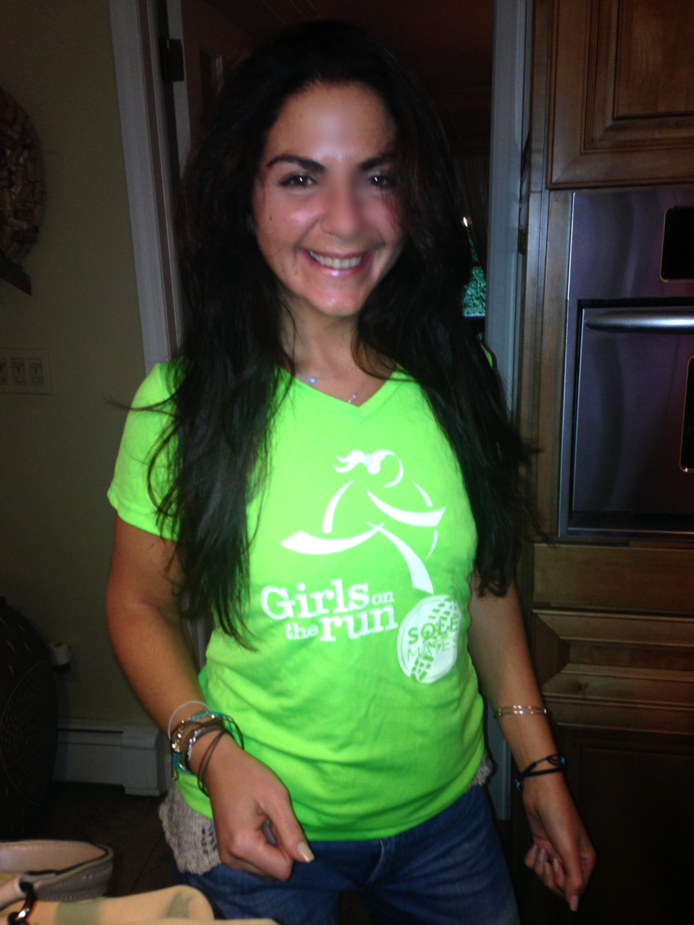 Kate Mammolito - GOTR NYC Marathon SoleMate