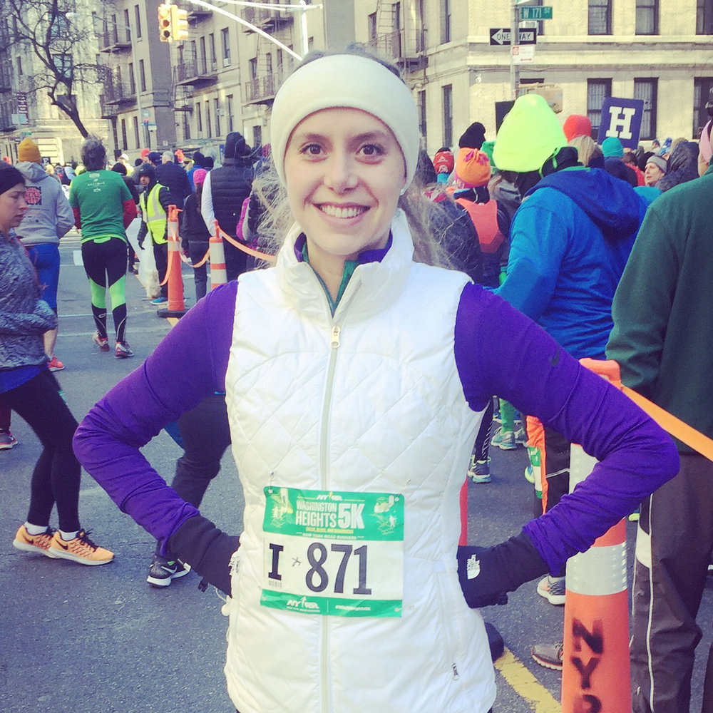 Stephanie Simpson 2017 TCS New York City Marathon
