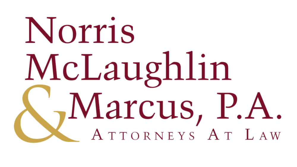 - Thank you to our Transformation Sponsor, Norris McLaughlin & Marcus!