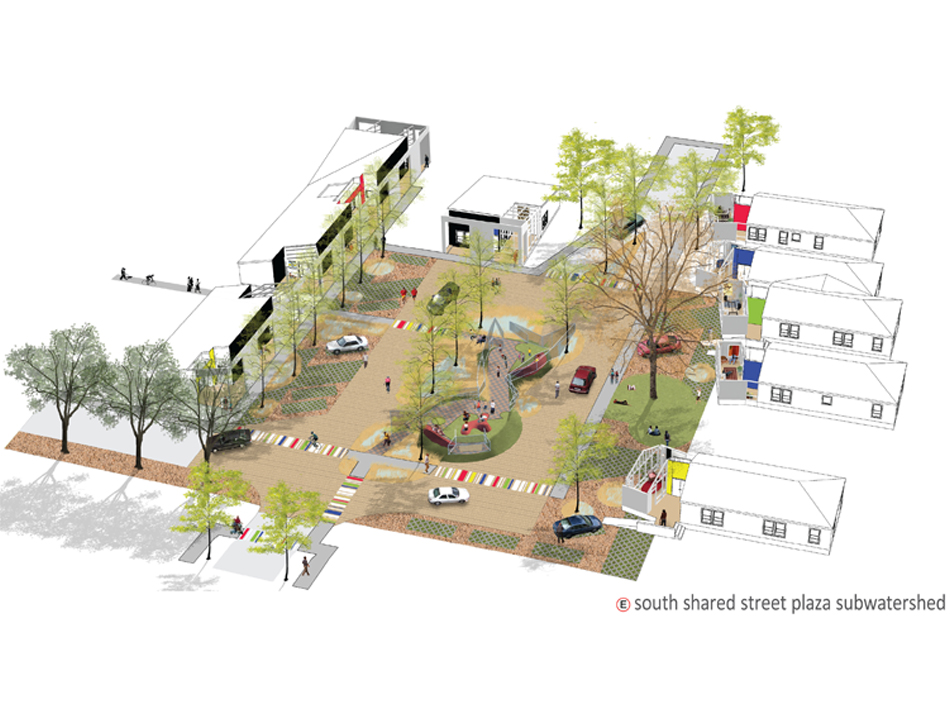 Porchscapes University Of Arkansas Community Design Center