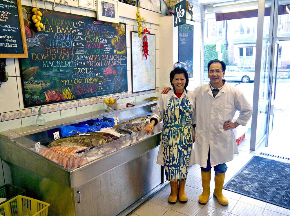 Eddie's Seafood Market, Marchmont