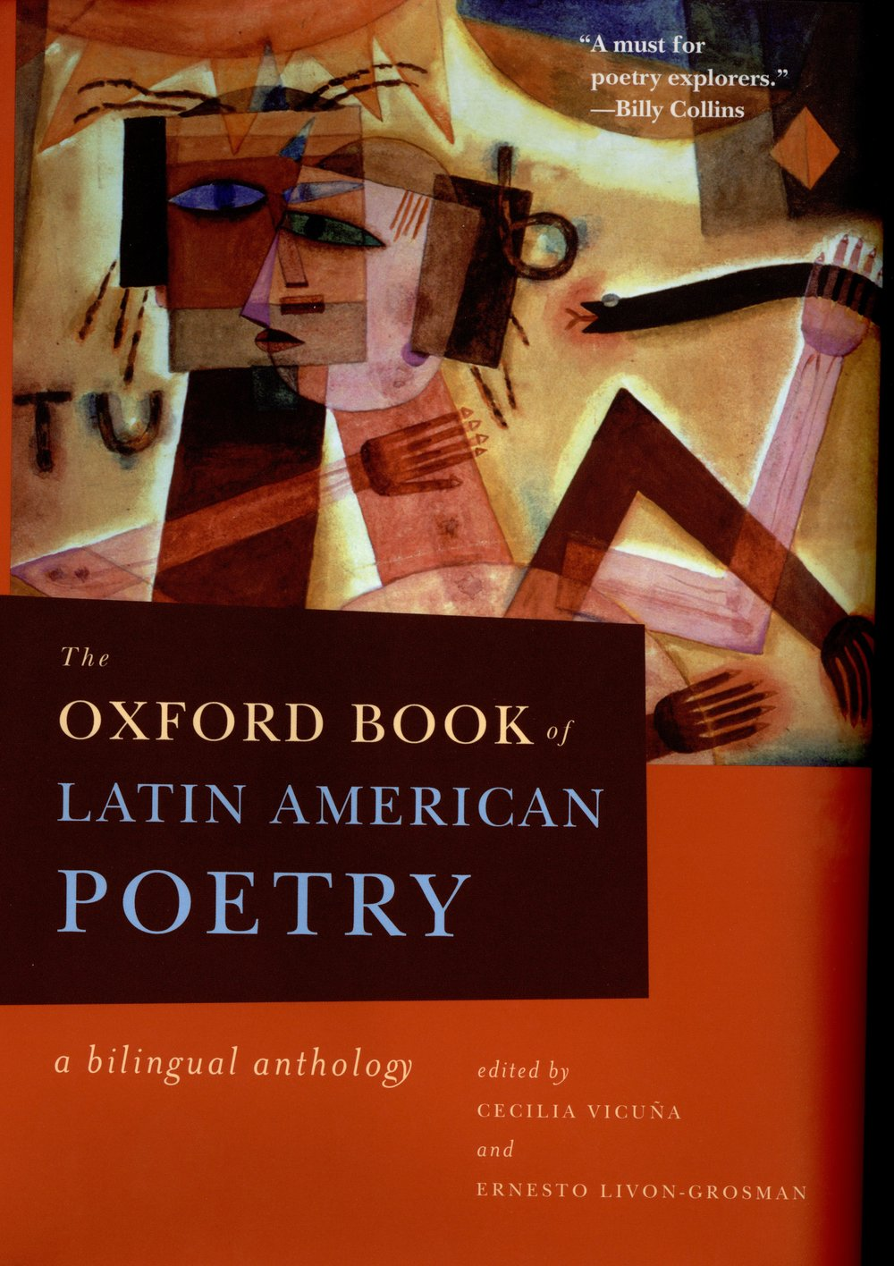 The anthology includes many divergent poetries, that may present readers with new and controversial perspectives. A work that documents the collective interest in language that has shaped the course of Latin American poetry for the past five hundred years.