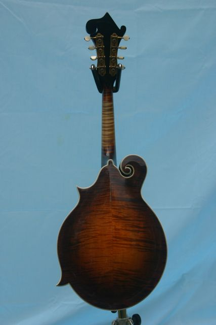 Lloyd Loar Mandolin 87367 back