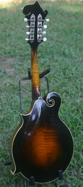 Lloyd Loar Mandolin 73994 back