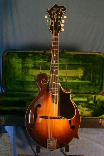 Lloyd Loar Mandolin 72060 front