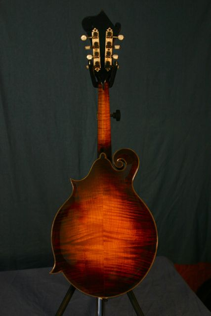 Lloyd Loar Mandolin 72060 back