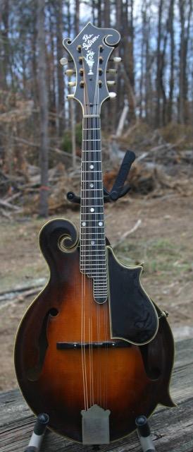 Feb 26, 1923 Gibson Lloyd Loar mandolin #72209