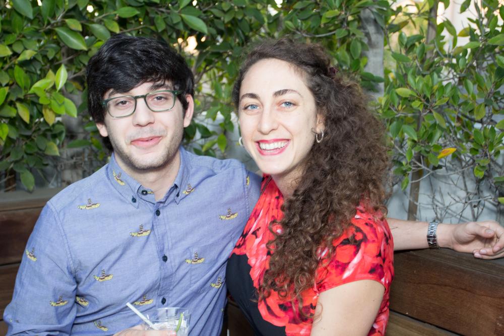 Sam Sehayek &Marnie Sehayek