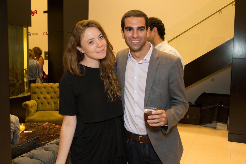 Erin Shipley of Karlin Ventures & Mike Fernandez of Velos Partners
