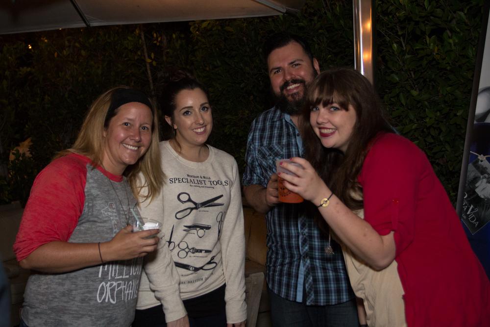 Jenn Maiocca, Jason Del Toro, & Atom Factory Team