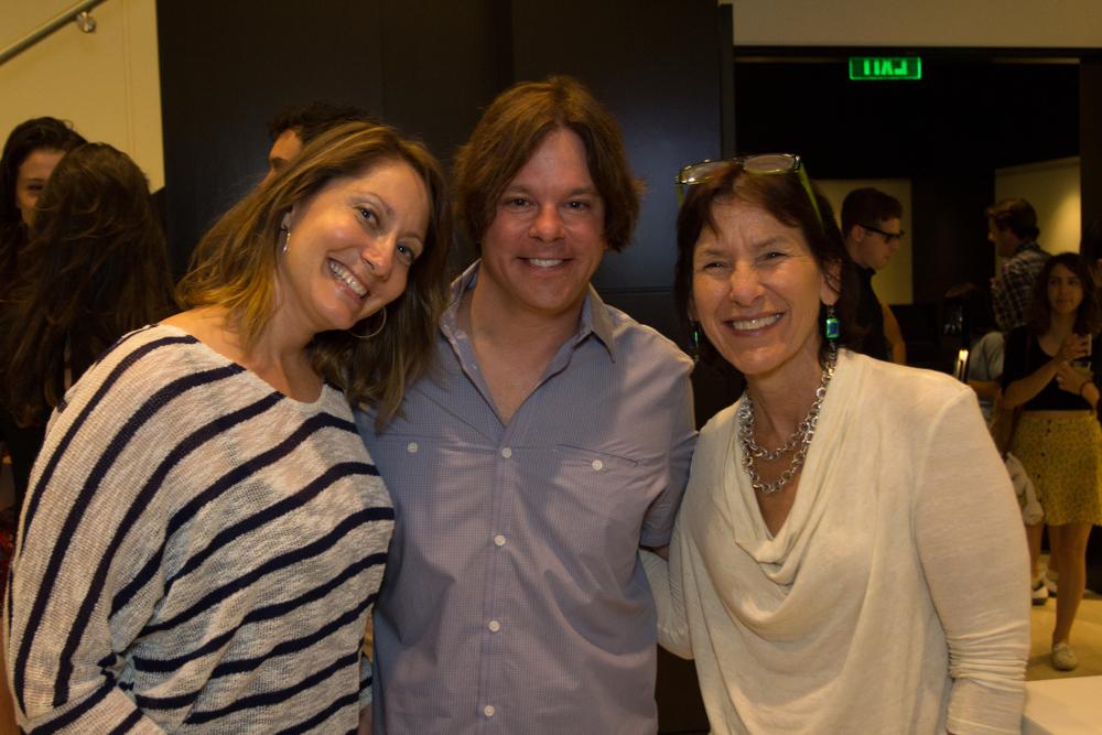 James Morel, Andrea Grossman, & Guest