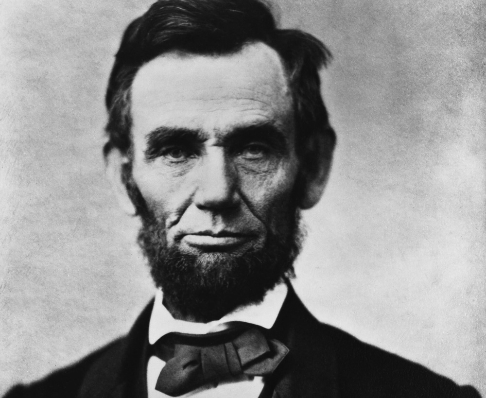 The Emancipation Proclamation. That is all.
