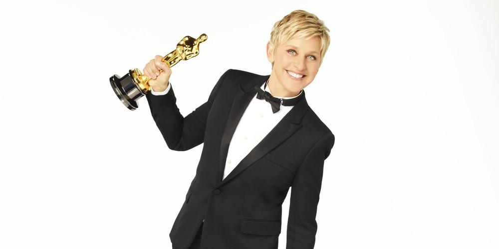 Like any good Aquarius, Ellen can always make us laugh.