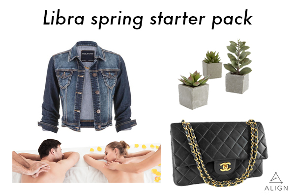 Dating a libra starter pack