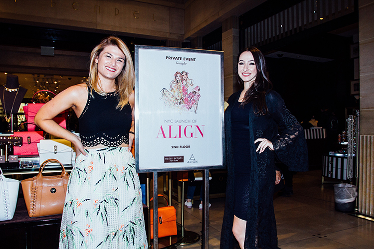 Helen Grossman and Aliza Kelly Faragher, Align Co-Founders