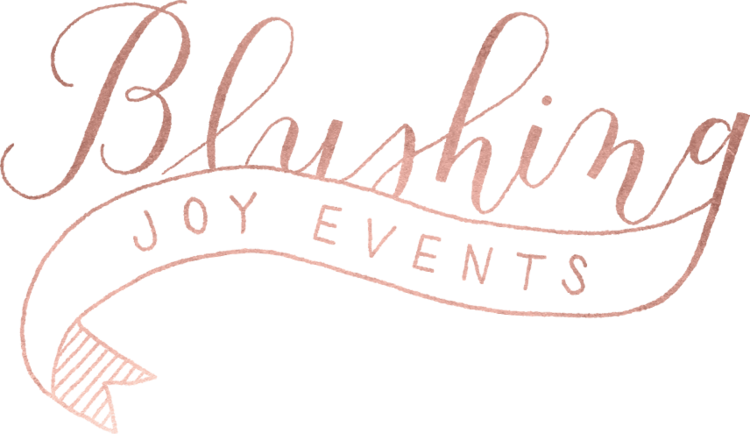 Blushing Joy Events
