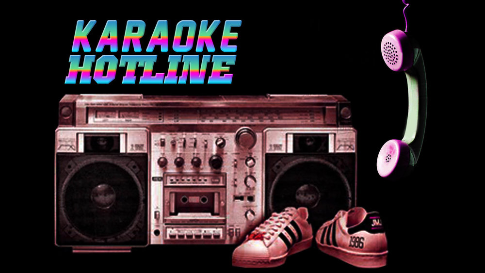 Every Sunday Night at 10pm Dial up a tone on our Karaoke Hotline - text your name - the song you'd like to sing - & the artist and our hotline will patch you straight through to a good time .. ..... .. . ..