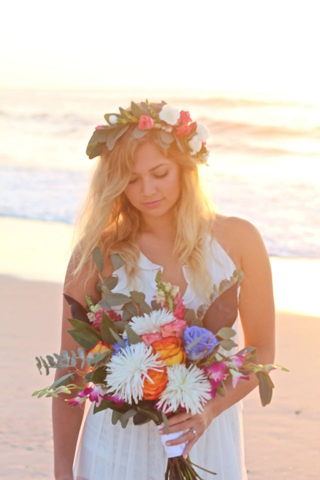 Amelia Island Beach Wedding Florist