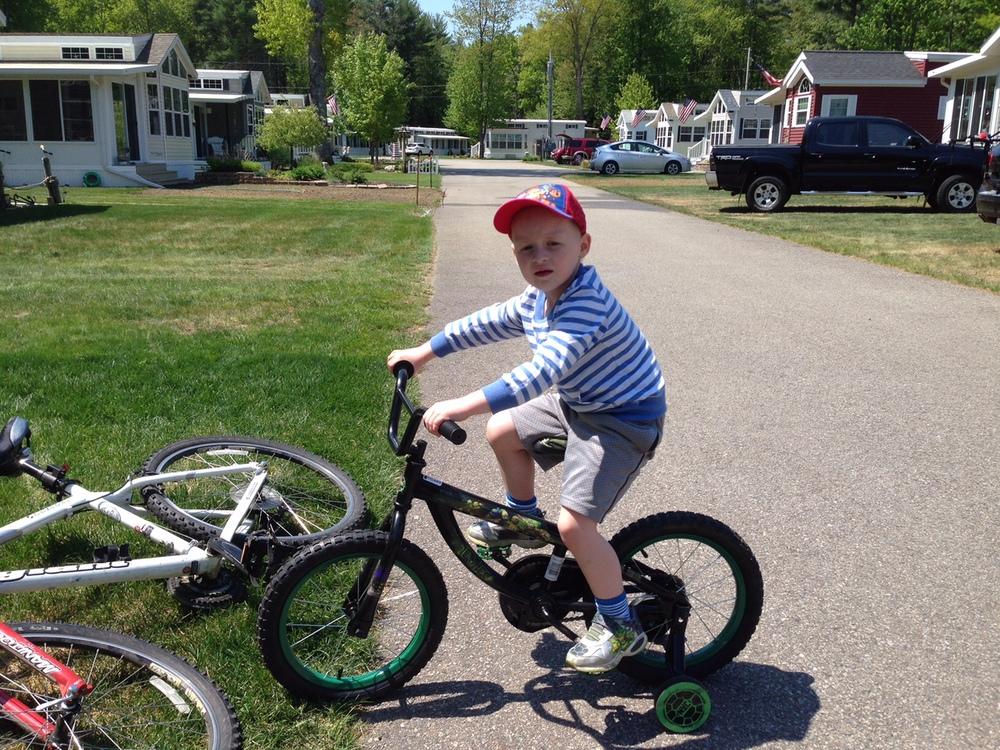 Henry Bike - Maine.JPG