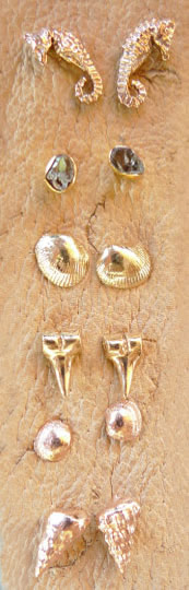 Earrings, Dezso by Sara Beltran