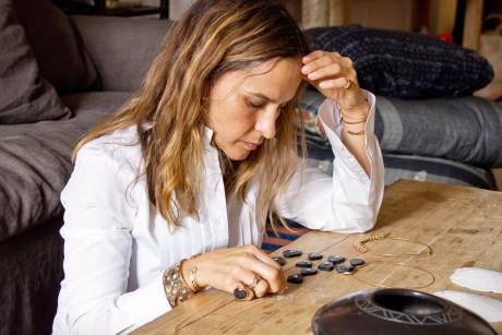 Designer, Sara Beltran