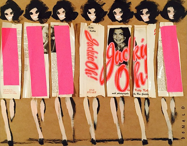 Jackie Oh! By Donald Robertson