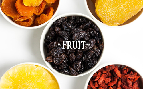 Indulge your sweet tooth with our healthy dried fruit selection