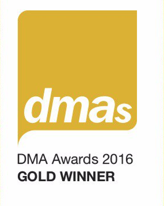 DMA Awards | gold winner | Natalie Sutton | blog