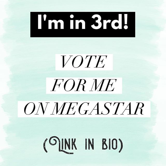 4 days left to vote!! Grand prize is $25,000. Help me get there by voting!! . . 1. Download the Megastar app (link in bio) 2. Look for Paul Spaeth's video on the home screen.  3. Vote through Monday! . @megastarapp
