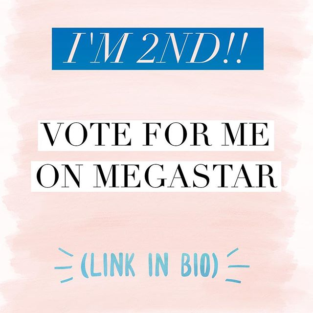 3 days left to vote!! Grand prize is $25,000. Help me get there!! . . 1. Download the Megastar app (link in bio) 2. Look for Paul Spaeth's video on the home screen.  3. Vote through Monday! . @megastarapp
