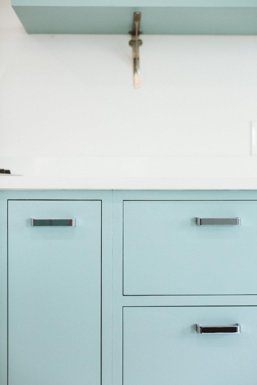 Compact Kitchens — JEANNE SCHULTZ DESIGN STUDIO