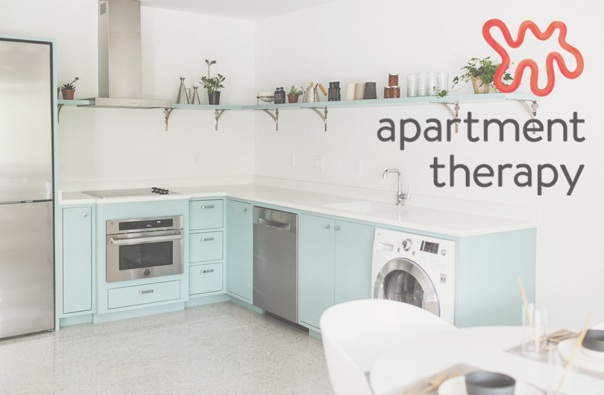Apartment Therapy | The Miriam Residences