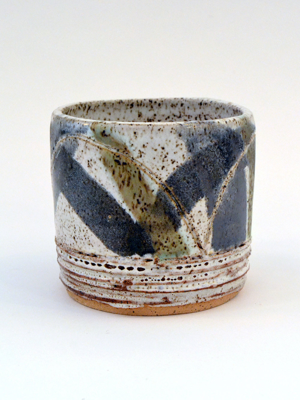 Ab-Ex Tea Cup