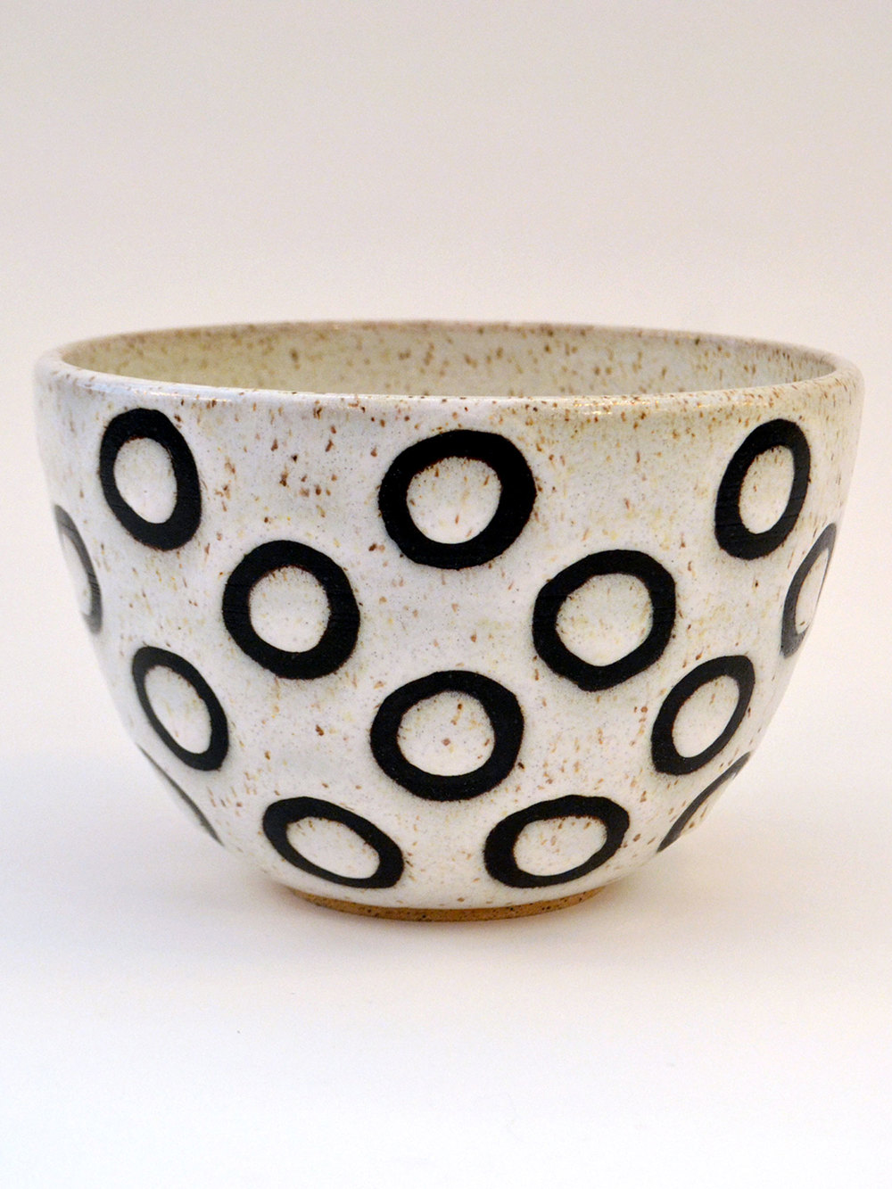 Black Loops Bowl
