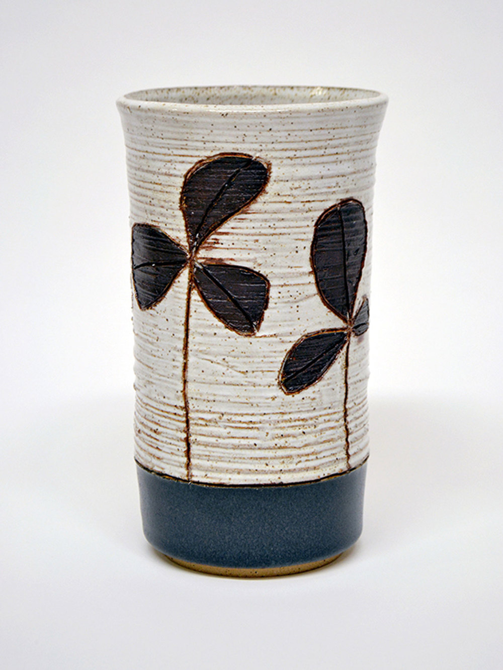 Brown Sprouts Vase