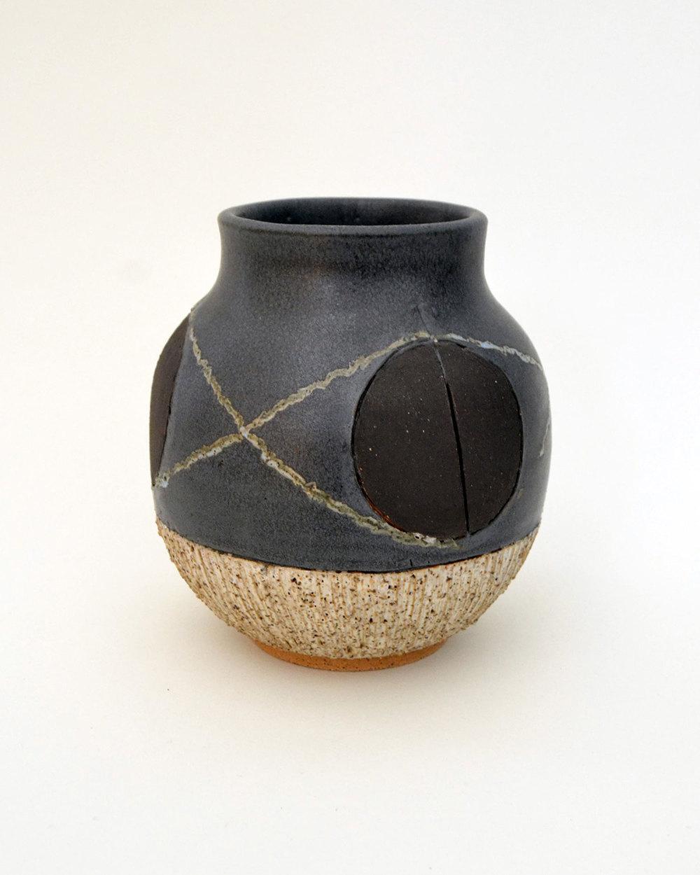 Puffer Vase