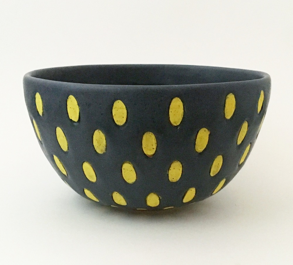 Yellow Seeds Bowl