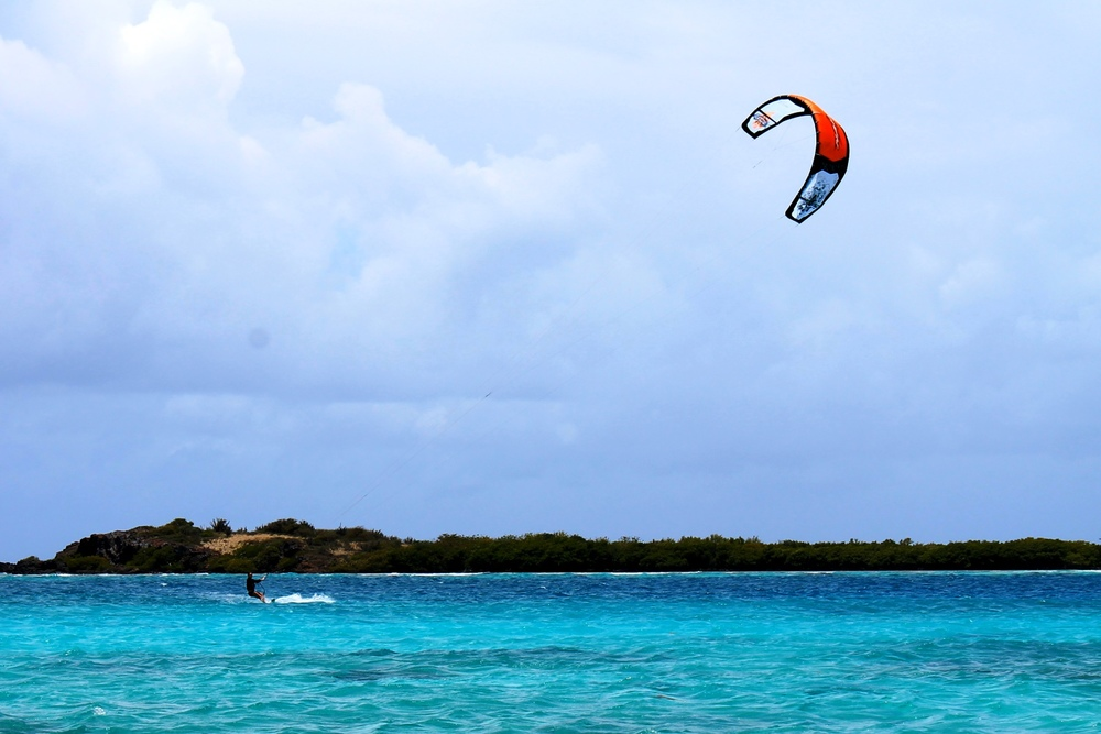 KITING THE USVI
