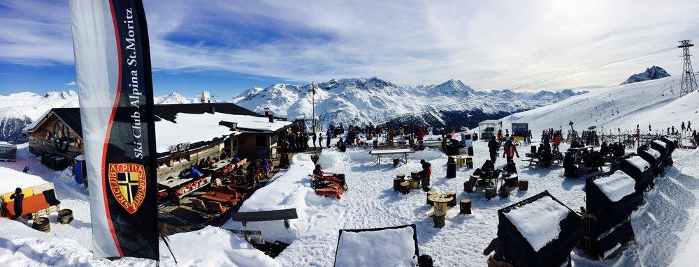 Schneebar - Alpinahütte - Winter 2015
