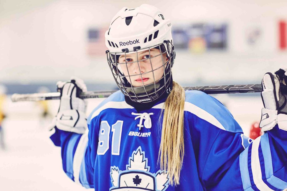 Charli, Ice Hockey