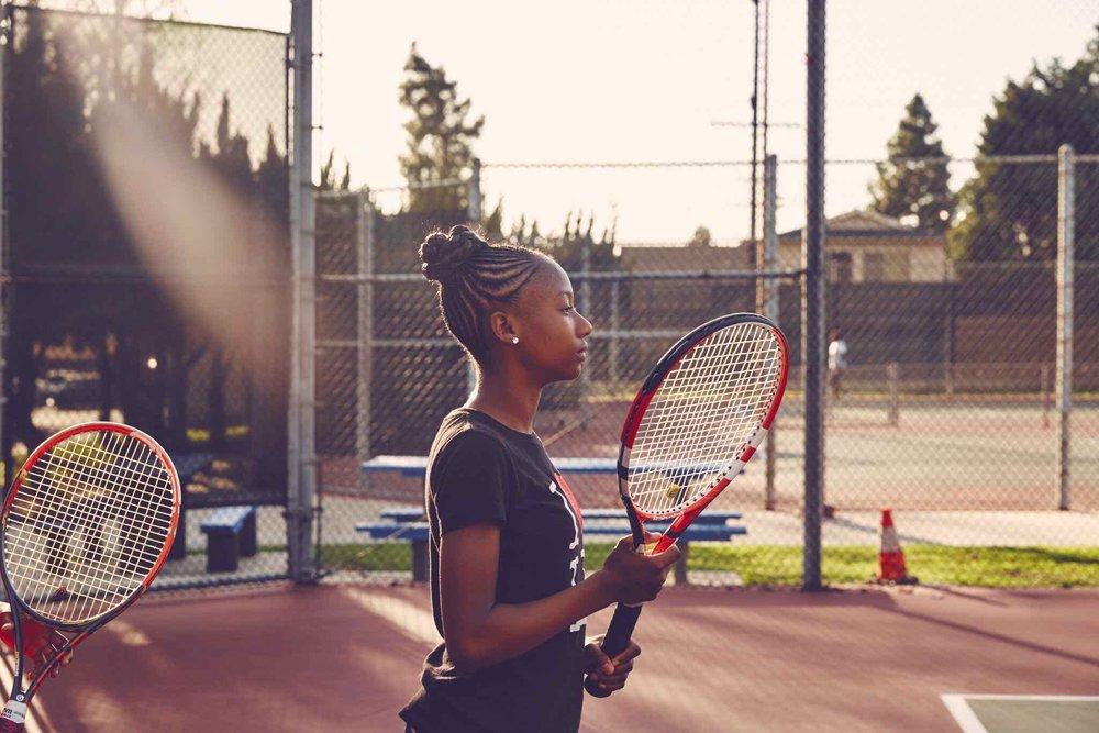Bree, Tennis