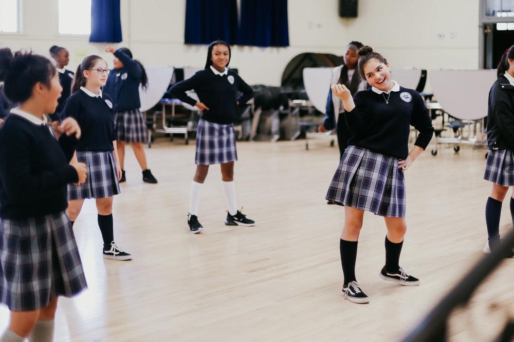 Body-Positive Middle School Curriculum -