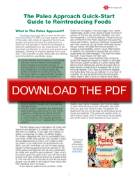 An excellent guide to reintroducing foods well on an elimination diet