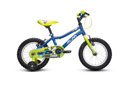 COMP 14 14 inch Steel Pedal Bike AGES 4 - 6