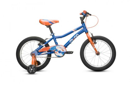 COMP 16 16 inch Steel Pedal Bike AGES 5 - 7
