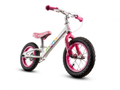 RABBIT 12 inch Alloy Push Bike AGES 2 - 4 Sales price: R 1695,00