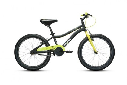 COMP 20 20 inch Steel Pedal Bike AGES 8 - 10