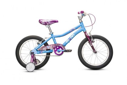 SPARKLE 16 inch Steel Pedal Bike AGES 5 - 7