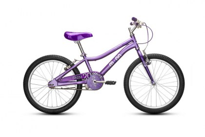 DAZZLE 20 inch Steel Pedal Bike AGES 8 - 10