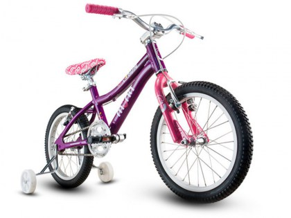 GRAPE 16 inch Alloy Pedal Bike AGES 5 - 7